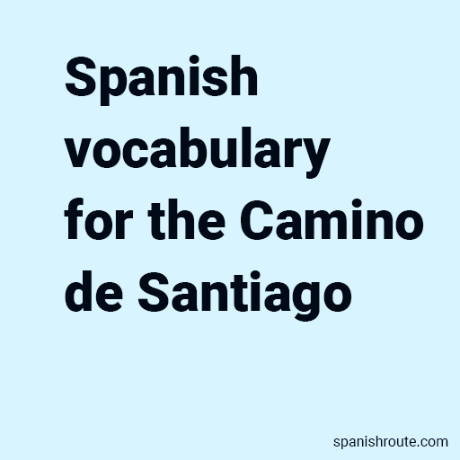 How do you say walking feet in spanish